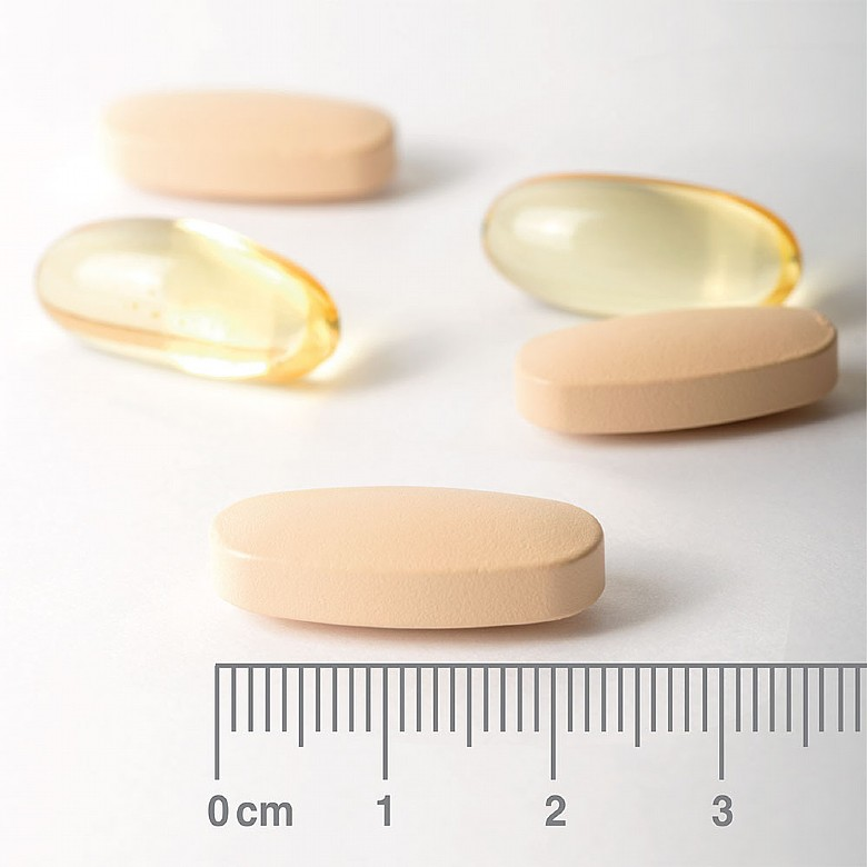 Tablets and Capsules Size