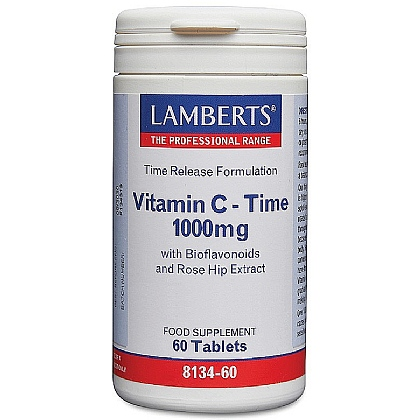 Time Release Vitamin C 1000mg
