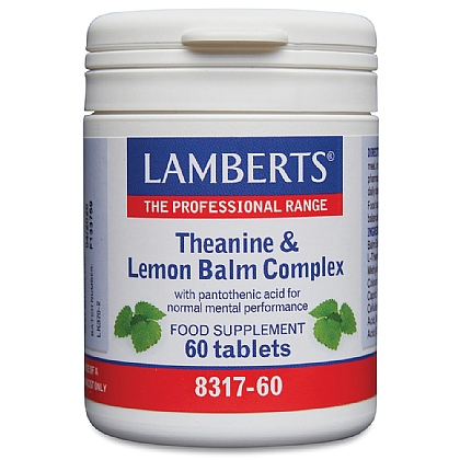 Theanine & Lemon Balm Complex
