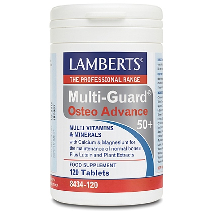 MultiGuard<sup>®</sup> OsteoAdvance 50+
