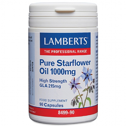 Pure Starflower Oil 1000mg