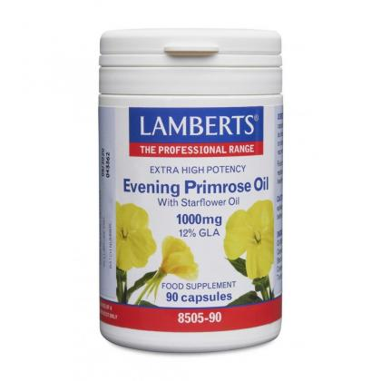 Evening Primrose Oil with Starflower Oil 1000mg