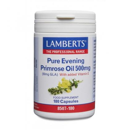 Pure Evening Primrose Oil 500mg
