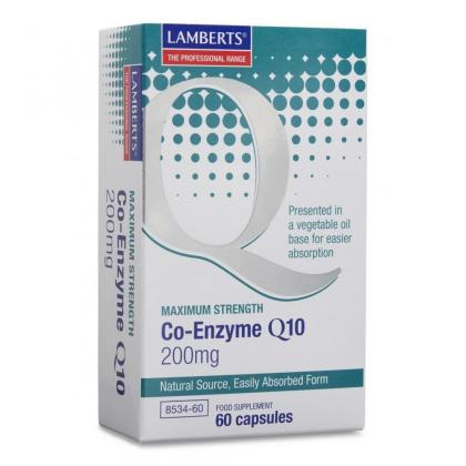 Co-Enzyme Q10 200mg