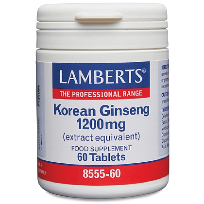 Korean Ginseng 1200mg