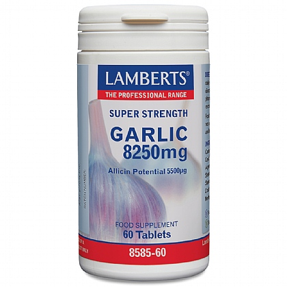 Garlic 1650mg